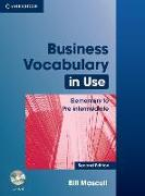 Cover-Bild zu Element/Pre-Interm: Student's Book with Answers - Business Vocabulary in Use. Second Edition