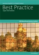 Cover-Bild zu Best Practice Upper Intermediate von Mascull, Bill