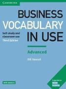 Cover-Bild zu Business Vocabulary in Use: Advanced Book with Answers von Mascull, Bill