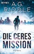 Cover-Bild zu Die Ceres-Mission (eBook) von Riddle, A. G.