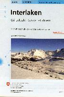 Cover-Bild zu Interlaken. 1:50'000