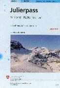 Cover-Bild zu Julierpass / Pass Dal Güglia. 1:50'000