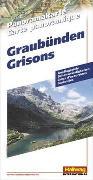 Cover-Bild zu Graubünden Panoramakarte. 1:0 von Hallwag Kümmerly+Frey AG (Hrsg.)