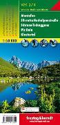 Cover-Bild zu WK 374 Montafon - Silvretta Hochalpenstraße - Schruns-Tschagguns - Piz Buin - Klostertal, Wanderkarte 1:50.000. 1:50'000 von Freytag-Berndt und Artaria KG (Hrsg.)