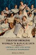 Cover-Bild zu Transforming Women's Education von Smith, Jewel A.