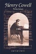 Cover-Bild zu Henry Cowell, Bohemian von Hicks, Michael