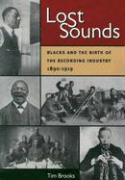 Cover-Bild zu Lost Sounds von Brooks, Tim