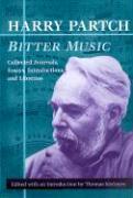 Cover-Bild zu Bitter Music von Partch, Harry