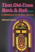 Cover-Bild zu That Old-Time Rock & Roll von Aquila, Richard