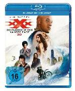 Cover-Bild zu xXx: Die Rückkehr des Xander Cage 3D von Cohen, Rob (Prod.)