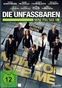 Cover-Bild zu Die Unfassbaren - Now You See Me Extened Edition von Cohen, Bobby (Prod.)