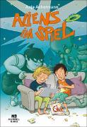 Cover-Bild zu Aliens im Spiel von Ackermann, Anja