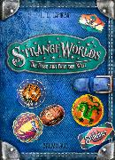 Cover-Bild zu Strangeworlds - Die Reise ans Ende der Welt von Lapinski, L. D.