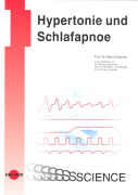 Cover-Bild zu Hypertonie und Schlafapnoe von Sanner, Bernd