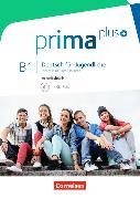 Cover-Bild zu prima plus B1. Gesamtband. Arbeitsbuch mit CD-ROM von Jin, Friederike