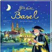 Cover-Bild zu Gute Nacht, Basel von Hesse, Dorothee