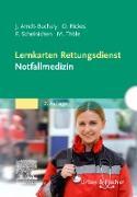Cover-Bild zu Lernkarten Rettungsdienst - Notfallmedizin (eBook) von Arndt, Jörg
