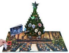 Cover-Bild zu Harry Potter: A Hogwarts Christmas Pop-Up von Insight Editions