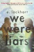 Cover-Bild zu We Were Liars von Lockhart, E.