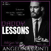 Cover-Bild zu Daddy Lessons (Audio Download) von Conti, Angelina