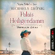 Cover-Bild zu Stürmische Zeiten - Palais Heiligendamm-Saga, Teil 2 (Ungekürzt) (Audio Download) von Grünig, Michaela