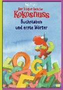 Cover-Bild zu Der kleine Drache Kokosnuss - Buchstaben und erste Wörter von Siegner, Ingo