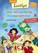 Cover-Bild zu Lesetiger - Das verzauberte Klassenzimmer von Funke, Cornelia (Illustr.)