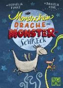 Cover-Bild zu Mondscheindrache und Monsterschreck von Funke, Cornelia