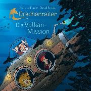 Cover-Bild zu Drachenreiter - Die Vulkan-Mission (Audio Download) von Funke, Cornelia