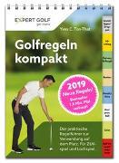 Cover-Bild zu Golfregeln kompakt 2019 von Ton-That, Yves C.