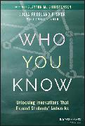 Cover-Bild zu Who You Know (eBook) von Fisher, Julia Freeland