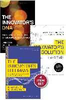 """Cover-Bild zu Disruptive Innovation: The Christensen Collection (The Innovator's Dilemma, The Innovator's Solution, The Innovator's DNA, and Harvard Business Review article """"How Will You Measure Your Life?"""") (4 Items) (eBook) von Christensen, Clayton M."""