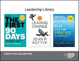 Cover-Bild zu Harvard Business Review Leadership Library: The Executive Collection (12 Books) (eBook) von Review, Harvard Business