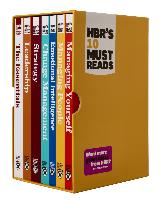 Cover-Bild zu HBR's 10 Must Reads Boxed Set with Bonus Emotional Intelligence (7 Books) (HBR's 10 Must Reads) (eBook) von Review, Harvard Business