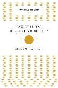 Cover-Bild zu How Will You Measure Your Life? (Harvard Business Review Classics) (eBook) von Christensen, Clayton M.