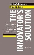 Cover-Bild zu The Innovator's Solution (eBook) von Christensen, Clayton M.