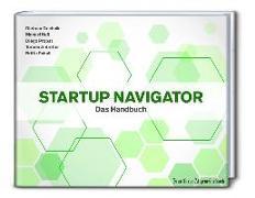 Cover-Bild zu Startup Navigator von Grichnik, Dietmar