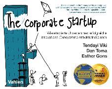 Cover-Bild zu The Corporate Startup von Viki, Tendayi