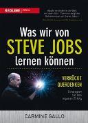 Cover-Bild zu Was wir von Steve Jobs lernen können von Gallo, Carmine