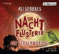 Cover-Bild zu Die Nachtflüsterer - Die Verschwörung von Sparkes, Ali