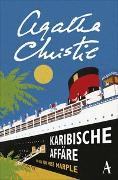 Cover-Bild zu Karibische Affäre von Christie, Agatha