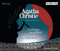 Cover-Bild zu Vier Frauen und ein Mord von Christie, Agatha