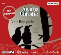 Cover-Bild zu Vier Hörspiele von Christie, Agatha