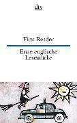 Cover-Bild zu First Reader Erste englische Lesestücke von Wiegand, Frieda (Illustr.)