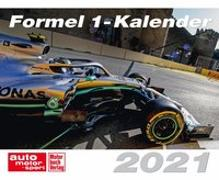 Cover-Bild zu Formel 1-Kalender 2021