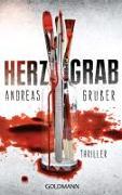 Cover-Bild zu Herzgrab von Gruber, Andreas