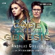 Cover-Bild zu Code Genesis - Sie werden dich jagen (Audio Download) von Gruber, Andreas