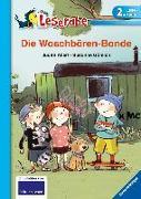 Cover-Bild zu Die Waschbären-Bande von Allert, Judith