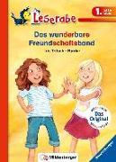 Cover-Bild zu Das wunderbare Freundschaftsband von Tritsch, Iris