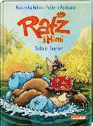 Cover-Bild zu Ratz und Mimi 2: Sofa in Seenot von Gehm, Franziska